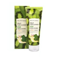 Пенка для умывания c киви Milatte Fashiony Fruit Foam Cleanser Kiwi 150ml