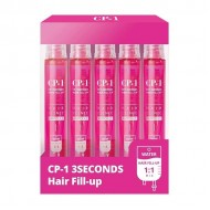 Маска-филлер для волос набор Esthetic House Cp-1 3 Seconds Hair Fill-Up Ampoule 5 pieces*13ml