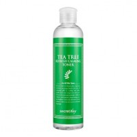 Очищающий тоник для лица с маслом чайного дерева Secret Key Tea Tree Refresh Calming Toner 248ml