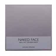 Пудра для лица Holika Holika Naked Face Veil-Fit Cover Pact 01 Light Beige 12g