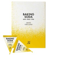 Скраб для лица содовый (набор) J:ON Baking Soda Gentle Pore Scrub 20 pieces*5g