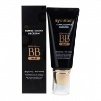 Крем ББ Ayoume Complete Cover BB Cream_#21 50ml