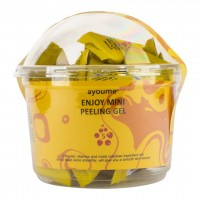 Набор гель-пилинг для лица Ayoume Enjoy Mini Peeling Gel set 30 pieces*3g