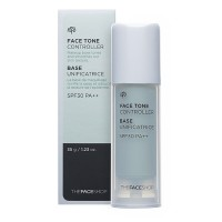 Корректор база под макияж Face Shop Face Tone Controller SPF30 PA++ #01 For Reddish And Dull Skin 35g
