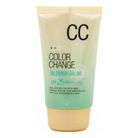 СС крем WELCOS Lotus Color Change Blemish Balm 50ml