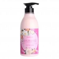 Лосьон для тела DEOPROCE MILKY RELAXING BODY LOTION FLORAL MUSK  500ml