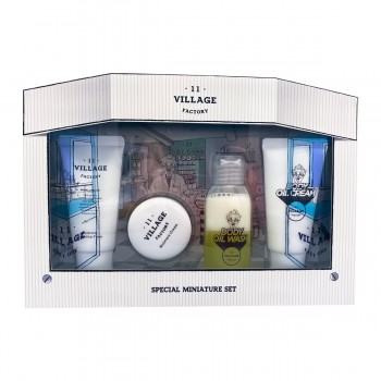 Набор миниатюр VILLAGE 11 FACTORY Special Miniature Set