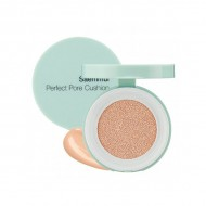 Тональная основа the SAEM Saemmul Perfect Pore Cushion #02 Natural Beige 12g