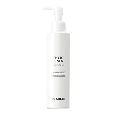 Масло очищающее the SAEM Phyto Seven Cleansing Oil 200ml
