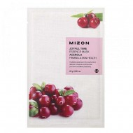 Тканевая маска для лица с экстрактом барбадосской вишни Mizon Joyful Time Essence Mask Acerola 23g