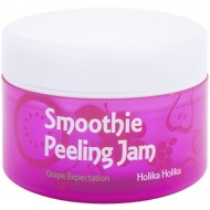 <b>Holika Holika Smoothie Peeling Jam Grape Expectation, 75ml</b><br>Питательный пилинг для лица