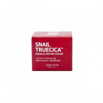 SOME BY MI Snail Truecica Miracle Repair Cream Крем с муцином улитки 60гр