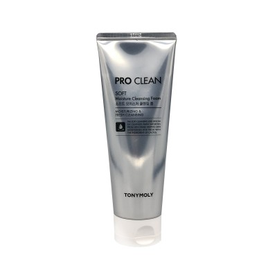 Пена для умывания TONY MOLY Pro Clean Soft Moisture Cleansing Foam 150ml