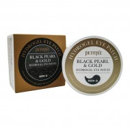 <b>Petitfee Black Pearl & Gold Eye Patch 60 pieces</b>Гидрогелевые патчи для глаз