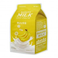 <b>A'Pieu Banana Milk One-Pack 21g</b><br>Тканевая маска с экстрактом банана
