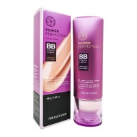 BB-крем для совершенной кожи Face Shop Power Perfection BB Cream SPF37PA++ V201 Apricot Beige 40g