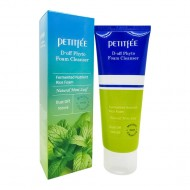 Глубоко очищающая пенка-скраб Petitfee D-off Phyto Foam Cleanser 100ml