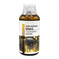 <b>FarmStay Pure Natural Snail Cleansing Water 500ml</b><br>Очищающая вода с муцином улитки