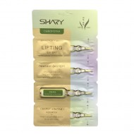 Сыворотка для лица секретом улитки и коллагеном SHARY Lifting Expert Treatment 2g*4 pieces