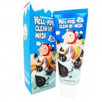 Очищающая маска для лица Elizavecca Hell Pore Clean Up Mask 100ml