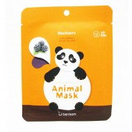 <b>Berrisom Animal Mask Series Panda 25ml</b>Тканевая маска для лица Панда