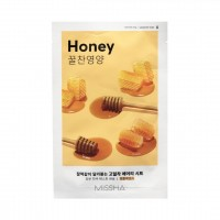 Маска для лица Missha Airy Fit Sheet Mask Honey 19g