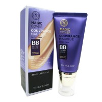 Универсальный ВВ крем Face Shop Face It Magic Cover BB Cream #V203 Natural Beige SPF20 PA++