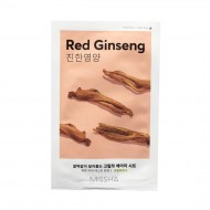 Маска для лица Missha Airy Fit Sheet Mask Red Ginseng 19g