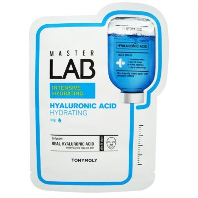 Маска увлажняющая TONY MOLY Master Lab Hyaluronic Acid Mask Sheet