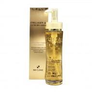<b>3W Clinic Collagen & Luxury Gold Revitalizing Comfort Gold Essence 150ml</b><br>Эссенция для лица с коллагеном и золотом