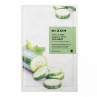 <b>Mizon Joyful Time Essence Mask Cucumber 23g</b><br>Тканевая маска для лица с экстрактом огурца
