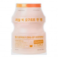 <b>A'Pieu Real Big Yogurt One-Bottle Mango 21g</b><br>Маска с экстрактом манго