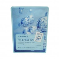 TONY MOLY Маска с гиалуроновой кислотой Pureness 100 Hyaluronic Acid Mask Sheet