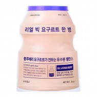<b>A'Pieu Real Big Yogurt One-Bottle Blueberry 21g</b><br>Йогуртовая маска для лица с экстрактом голубики