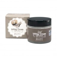 Лифтинг-крем для лица с муцином улитки Jigott Snail Lifting Cream 70ml