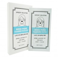 Очищающие патчи для носа MISSHA Speedy Solution Nose Pore Cleaning Patch Set