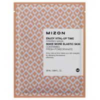 Маска для подтяжки овала лица Mizon Enjoy Vital-Up Time Line Fit Mask 30ml