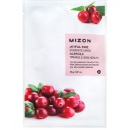 <b>Mizon Joyful Time Essence Mask Acerola 23g</b>Тканевая маска для лица с экстрактом барбадосской вишни