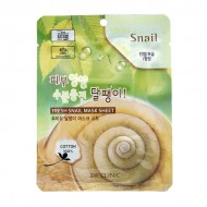 <b>3W Clinic Fresh Snail Mask Sheet 23ml</b>Тканевая маска для лица с муцином улитки