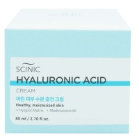 Крем c гиалуроновой кислотой Scinic Hyaluronic Acid Cream 80ml