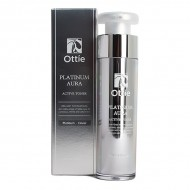Тонер с платиной Ottie Platinum Aura Active Toner 120ml