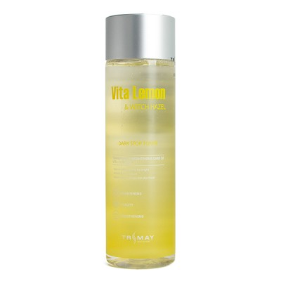 TRIMAY Vita Lemon & Witch Hazel Dark Stop Toner Тонер (210 мл)