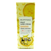 Крем для рук Банан Milatte Fashiony Fruit Hand Cream Banana, 60g