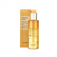 Масло-гель для лица с муцином улитки TONYMOLY INTENSE CARE Gold 24K Snail Cleansing Oil Gel 190 ml