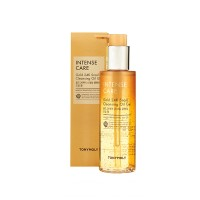 Масло-гель для лица с муцином улитки TONYMOLY INTENSE CARE Gold 24K Snail Cleansing Oil Gel 190ml
