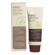 ББ крем c муцином улитки Purito Snail Clearing BB cream №23 Natural Beige 30ml