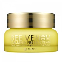 Крем для лица с прополисом и пчелиным ядом Mizon Bee Venom Calming Fresh Cream 50ml