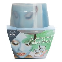 Альгинатная маска с маслом чайного дерева (пудра+активатор) Lindsay Aqua Tea Tree Magic Mask 65g+6,5g