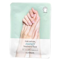 the SAEM Pure Natural Hand Treatment Mask Маска для рук