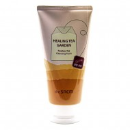 THE SAEM Healing Tea Garden Rooibos Tea Cleansing Foam Пенка для умывания, 150мл